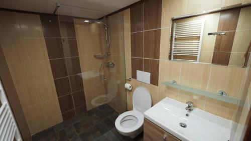 Přední koupelna