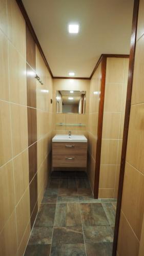 Zadní koupelna